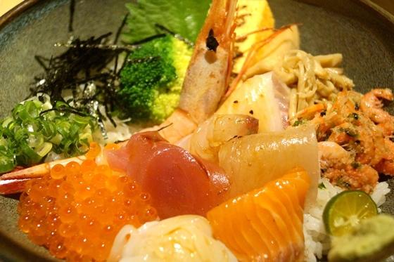 [台南-東區]毛丼-盛和海鮮丼.蛤蠣赤味噌湯