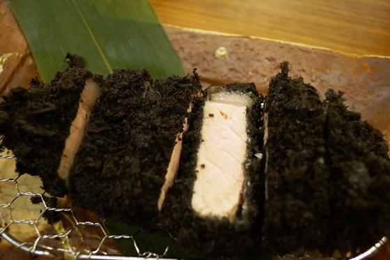 [台北-信義區]伊勢路-勝勢:極黑.黑豚里肌肉豬排套餐