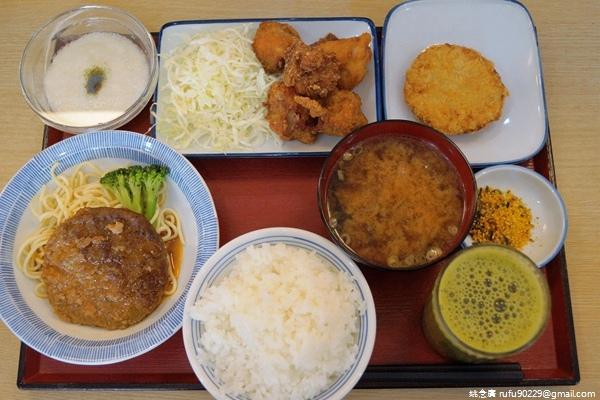 [台北-大安區]大安森林食堂.自助のまいどおおきに食堂