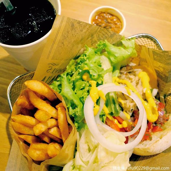 [台北-大安區]Burger Ray.美式漢堡配料自己搭.個性漢堡