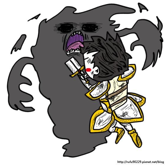 《糖都遊學記》第七十二甜 奧比斯的「黑暗勇士」